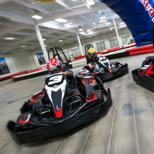 Indoor Go Karting 20 min