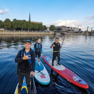Riga Stand Up Paddle