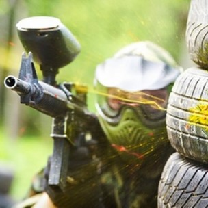 Outdoor Paintball 400